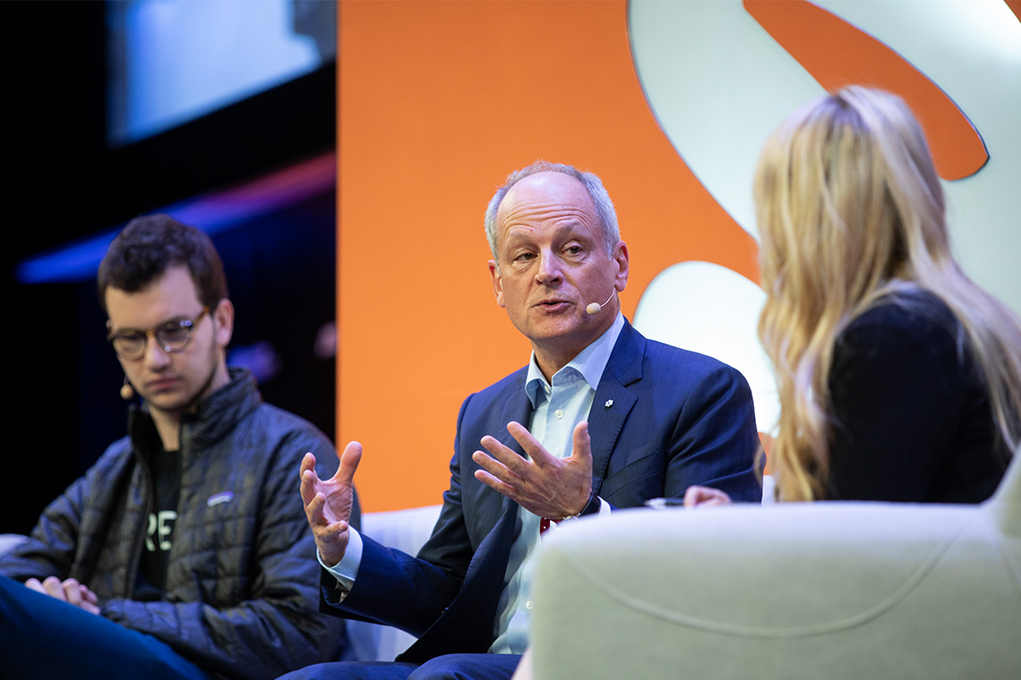 Meric Gertler at Collision
