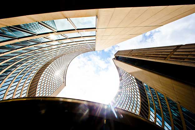 photo of Toronto City Hall by thomas Hawk via Flickr