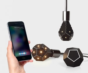 photo of Nanoleaf products