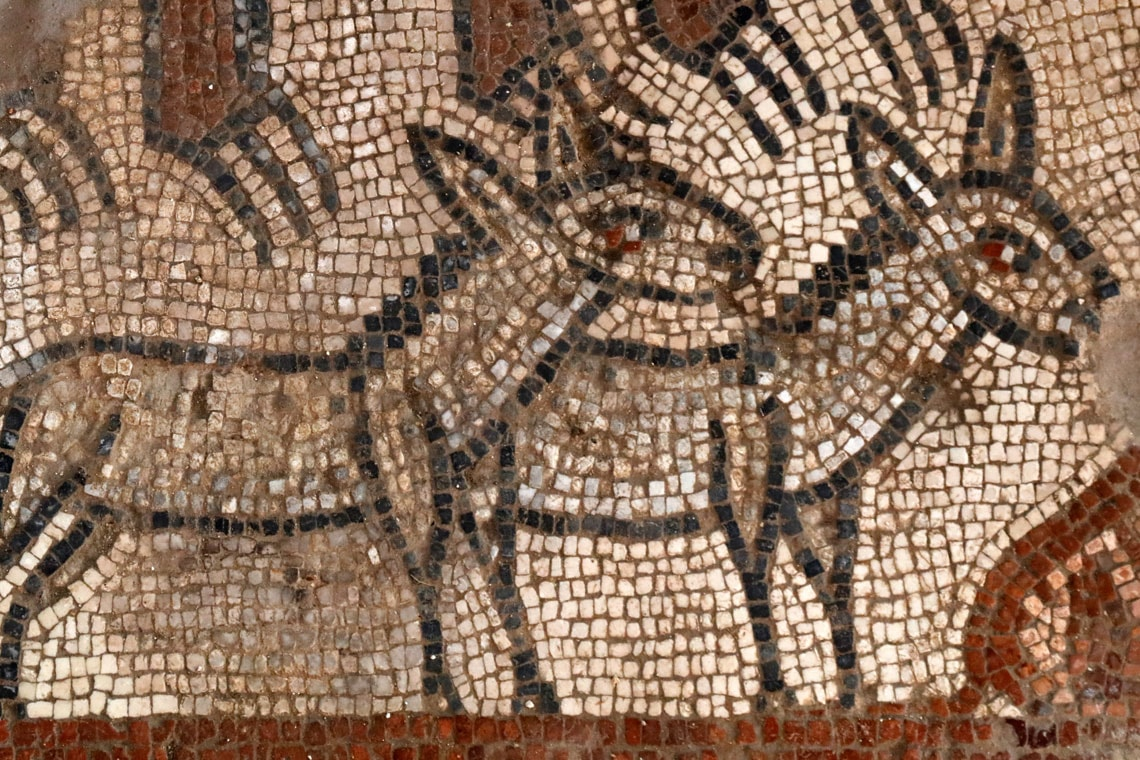 image of mosaics