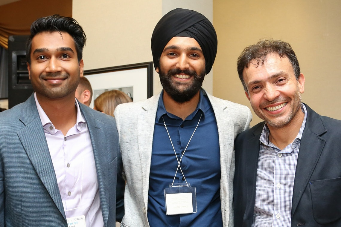 Photos from U of T Hatchery Demo Day