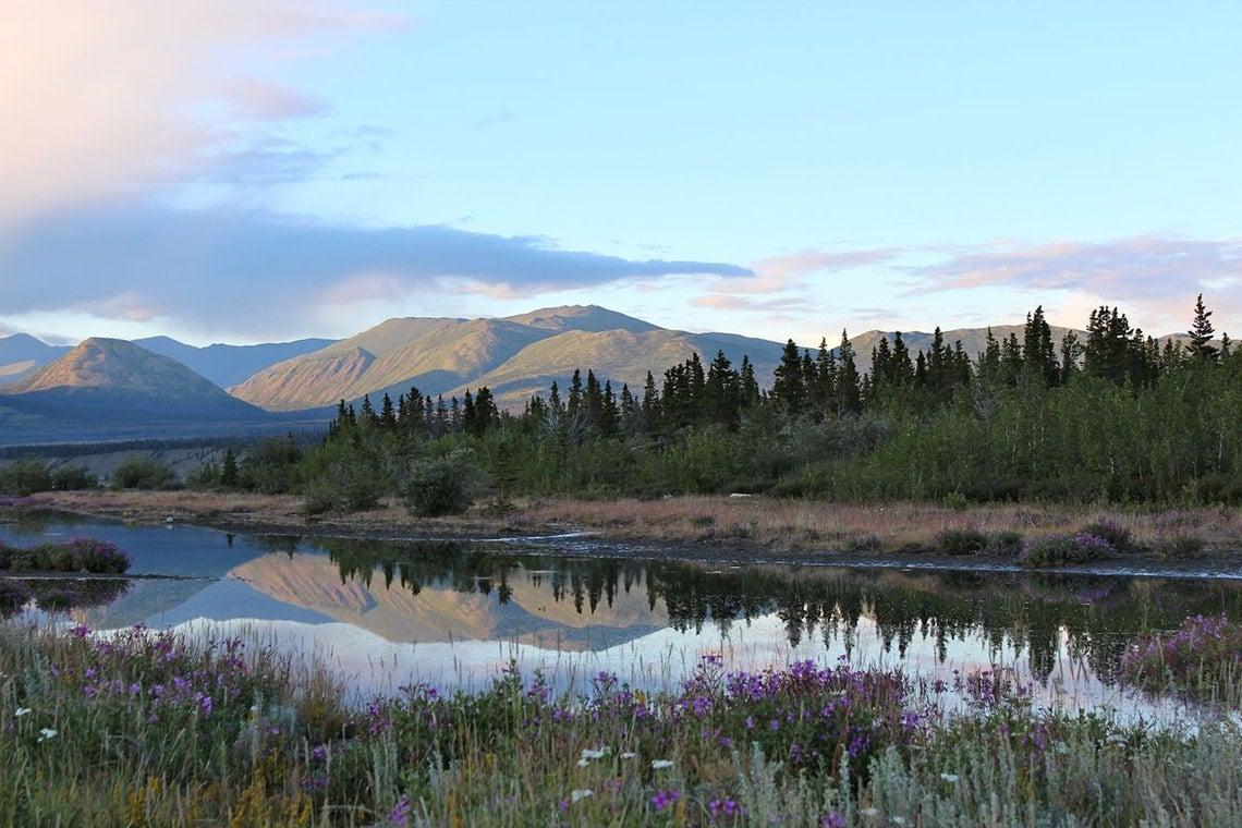 Photo of Canada's Yukon