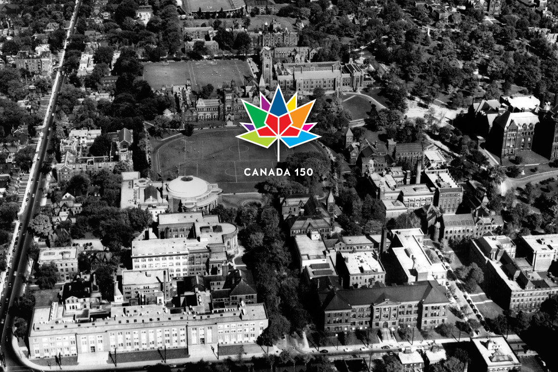 photo of  downtown Toronto campus
