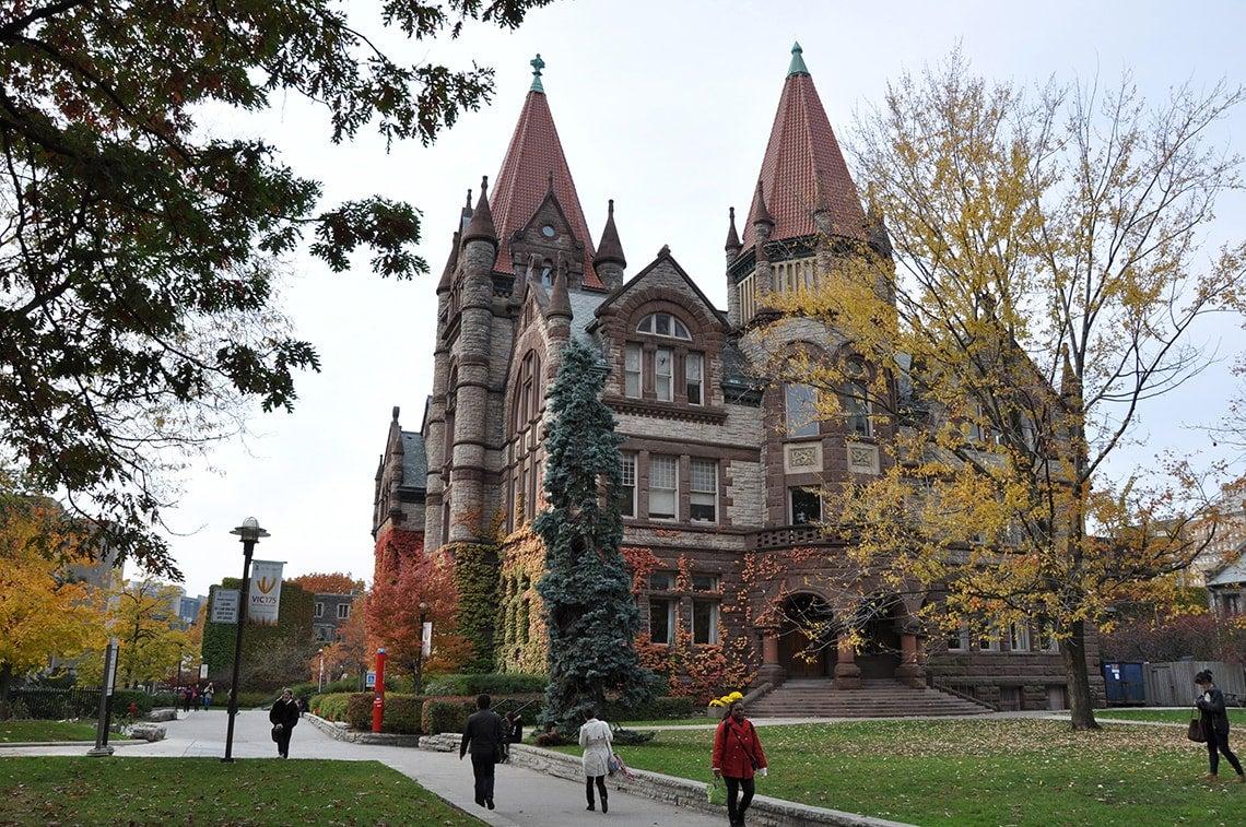photo of Victoria University