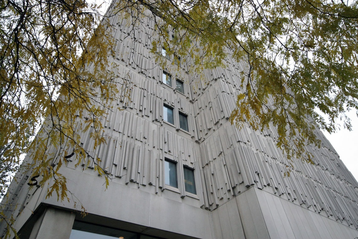 photo of medical sciences building