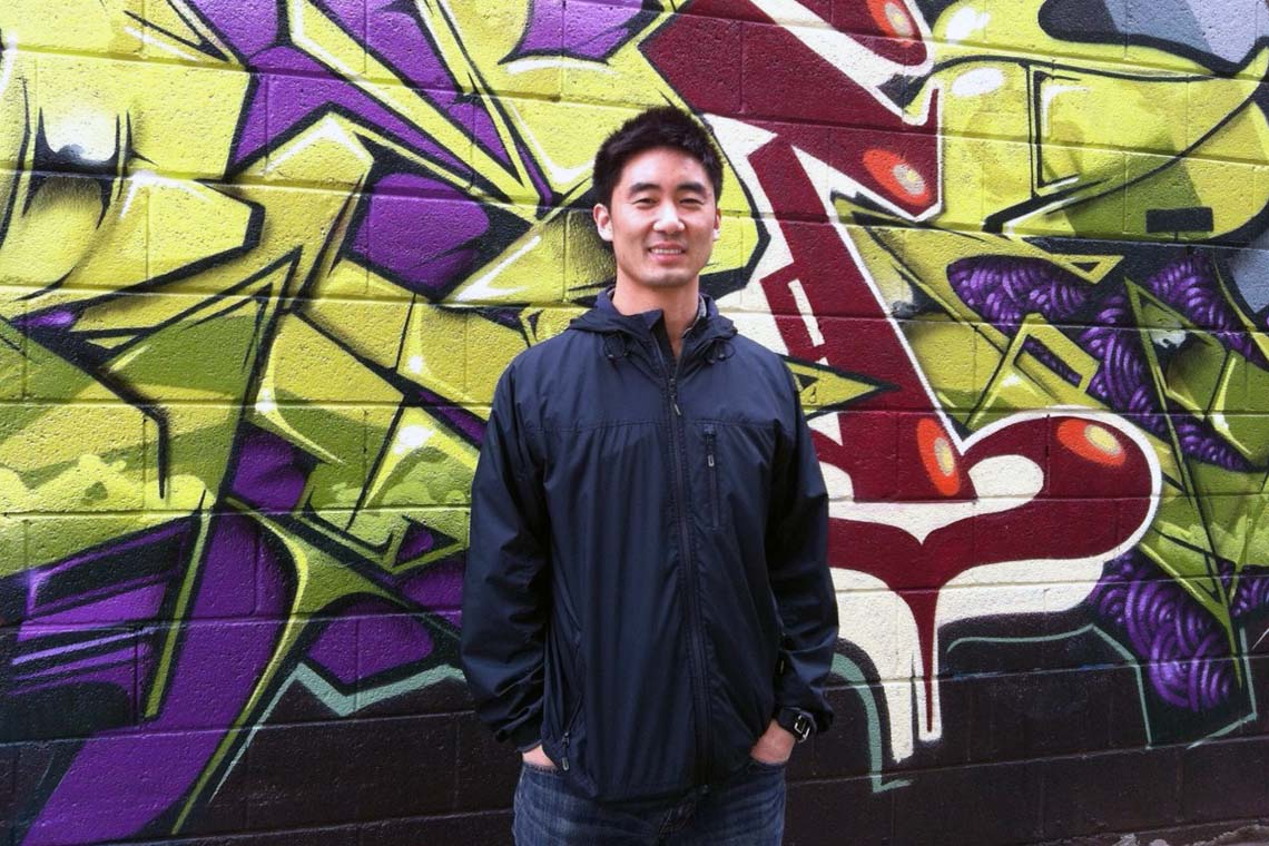 photo of Lee in Kensington Market