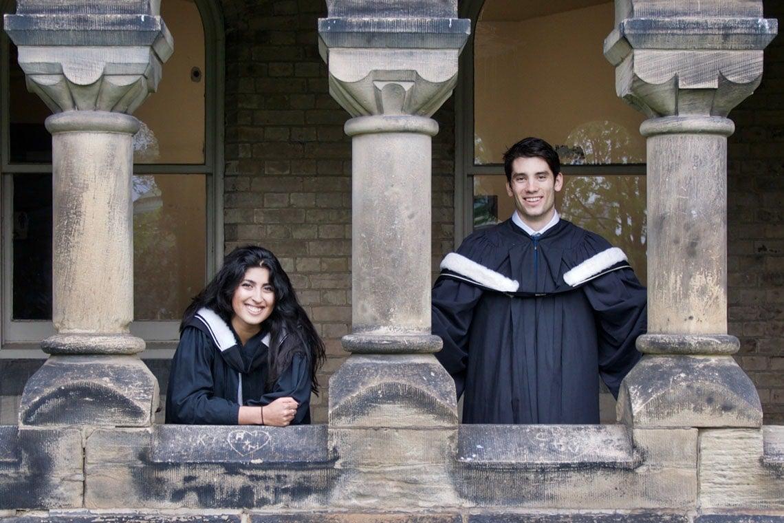 photo of U.C. grads