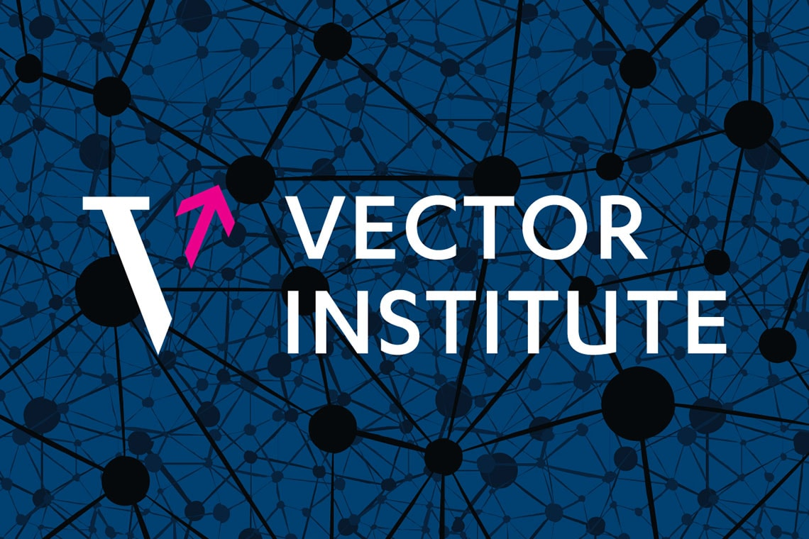 Pic of Vector Institute logo
