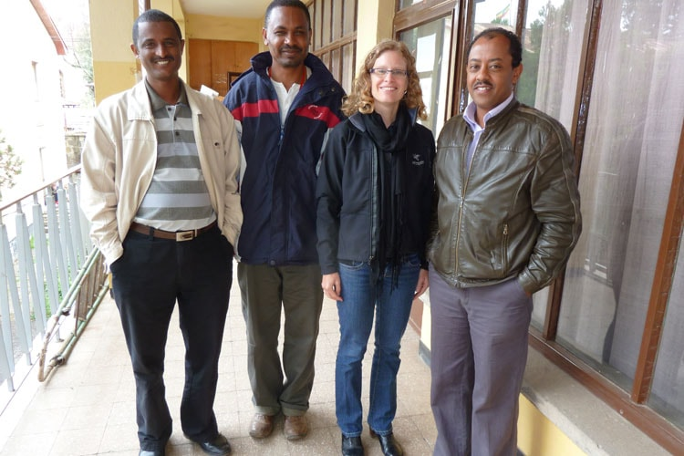 Transforming health care in Ethiopia: U of T's collaboration with