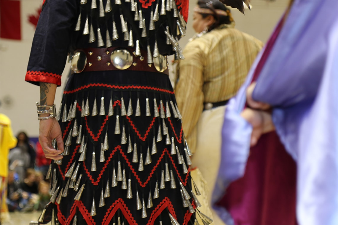 Photo of Indigenous dress