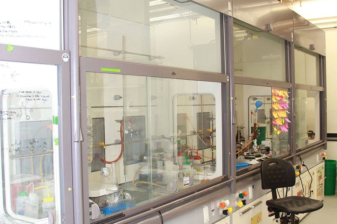 Photo of laboratory