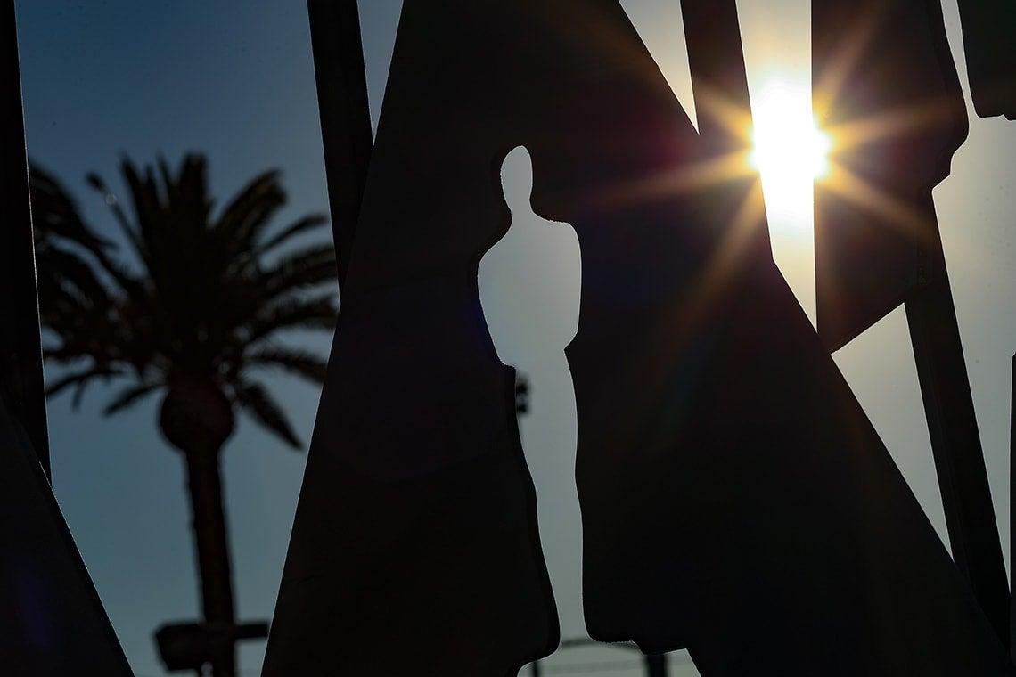 Photo of Oscar setup
