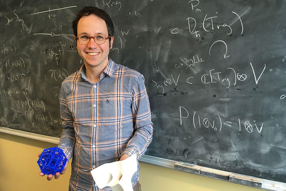 Professor Joel Kamnitzer