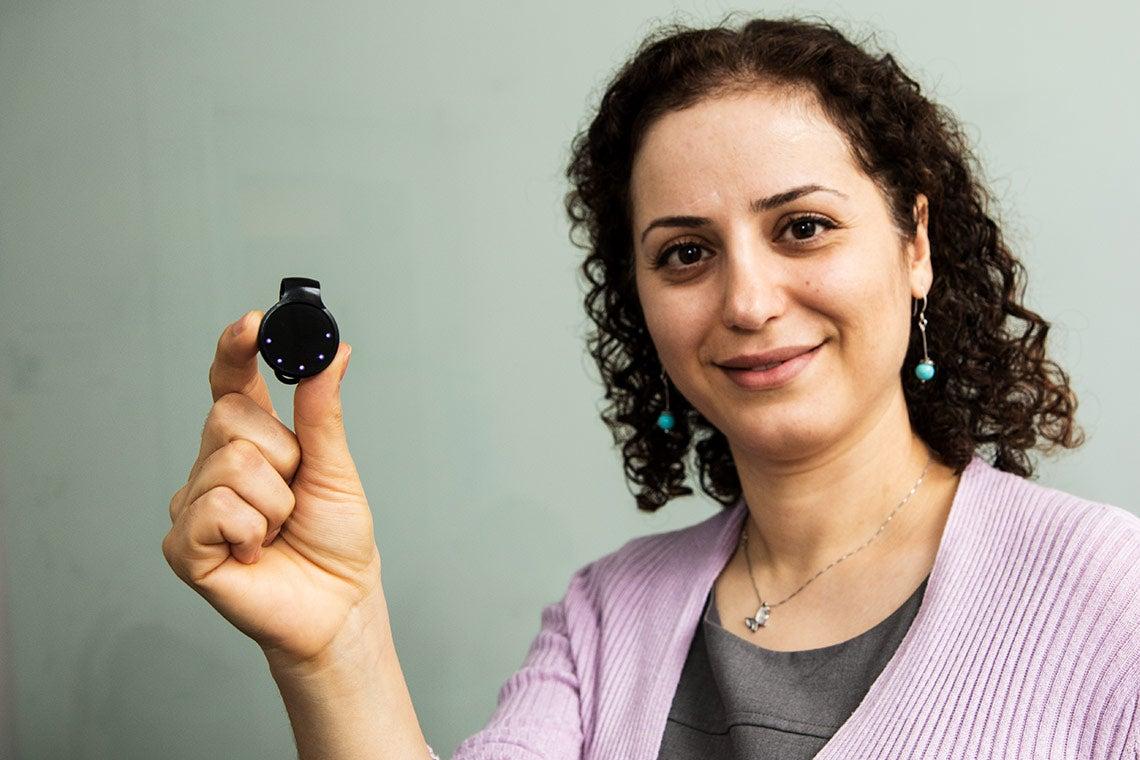 Photo of Neda Ghazi