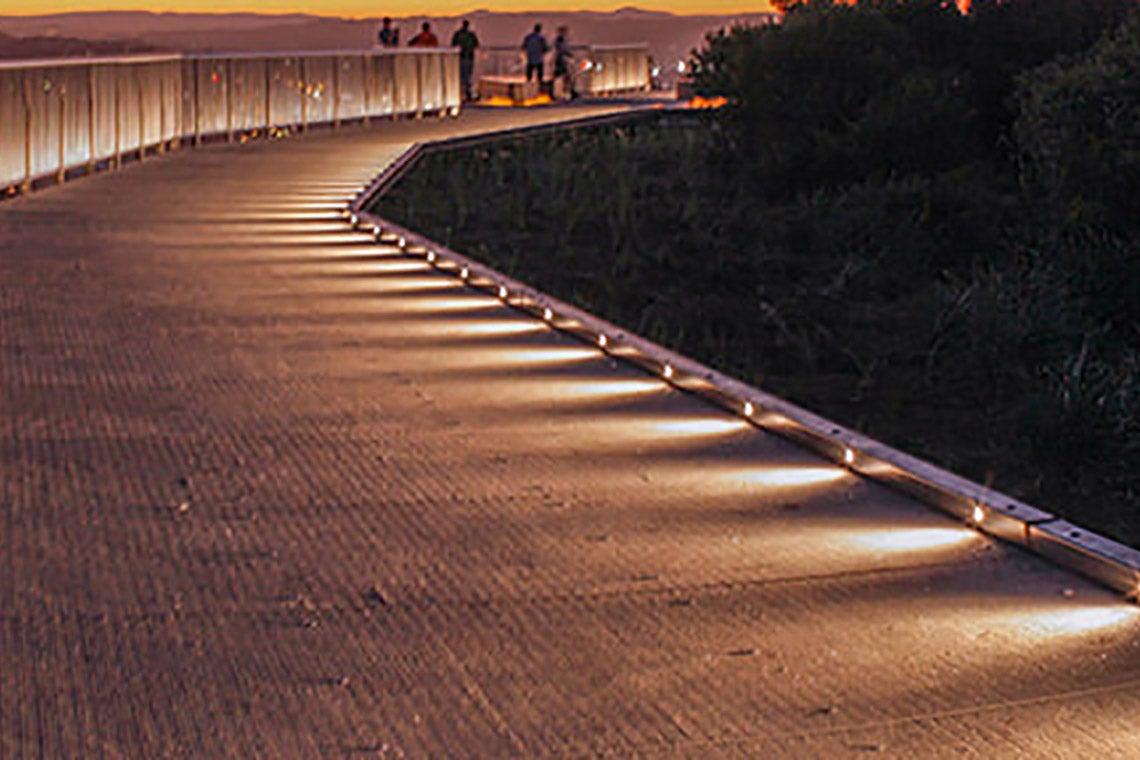 Rendering of path