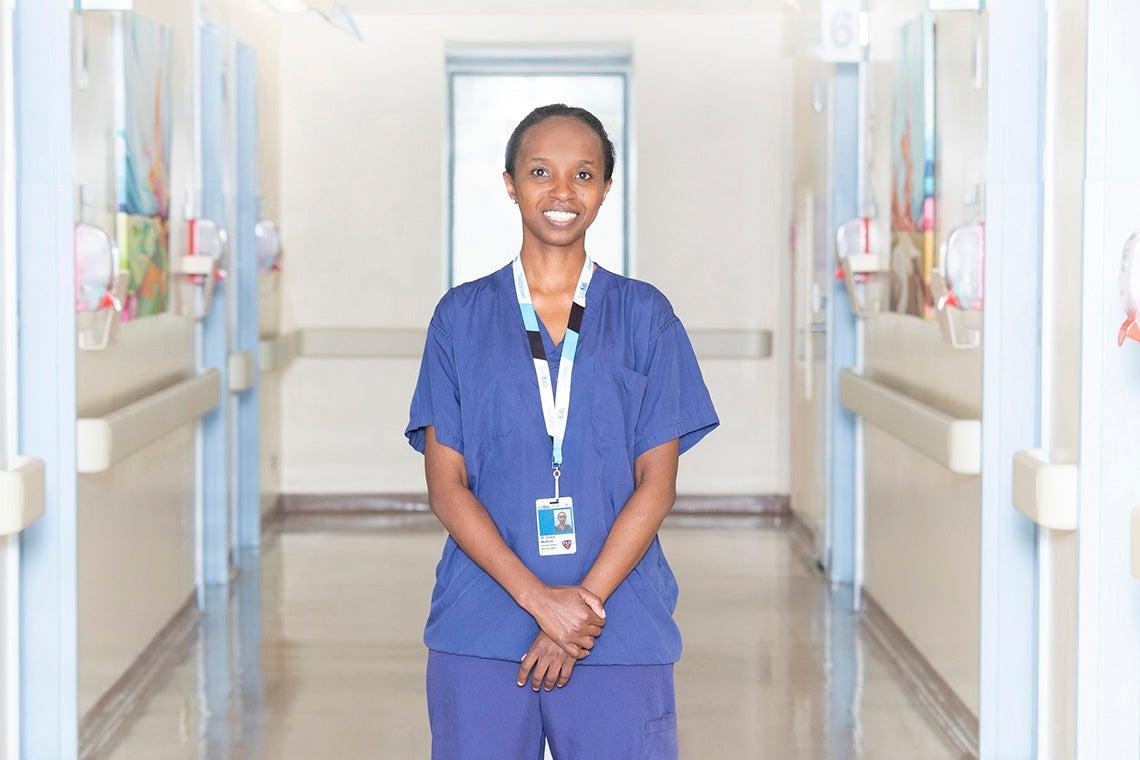 Photo of Dr. Grace Muthoni
