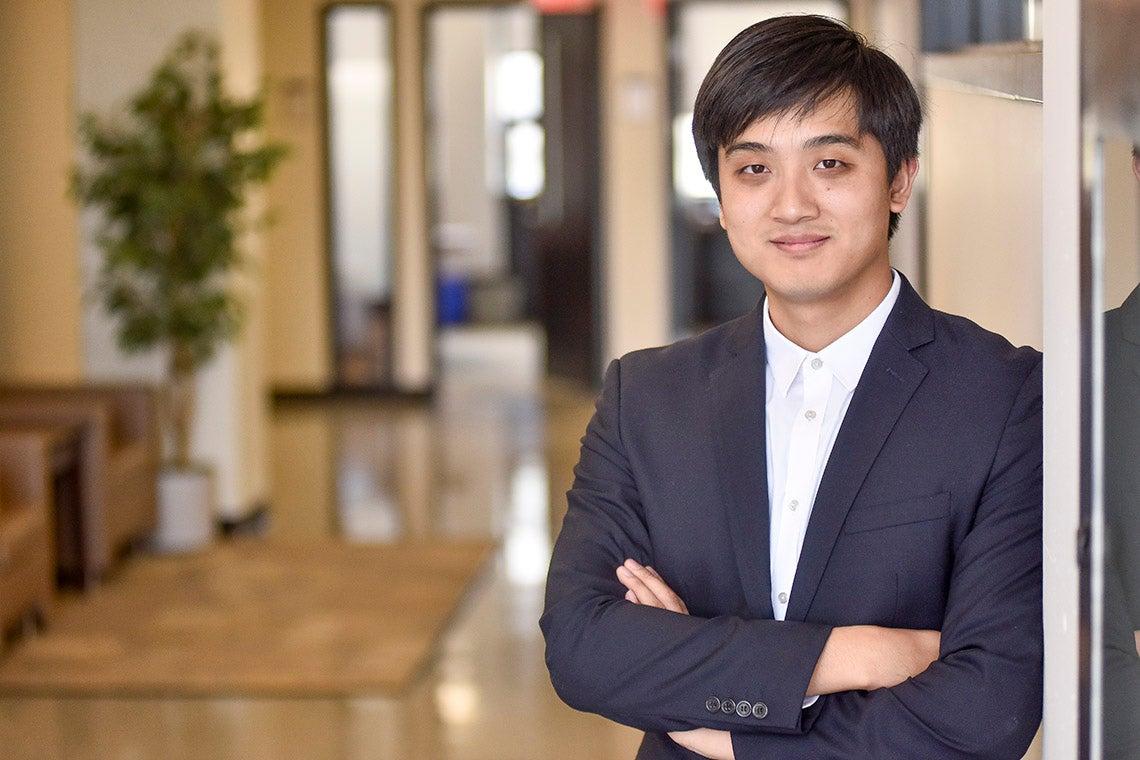 Jackson Yue Bin Guo