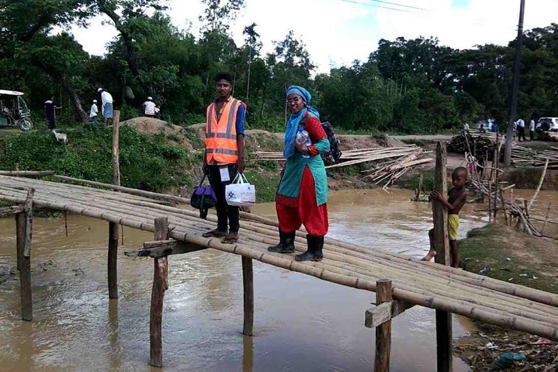 Photo of Dr. Nabiha Islam