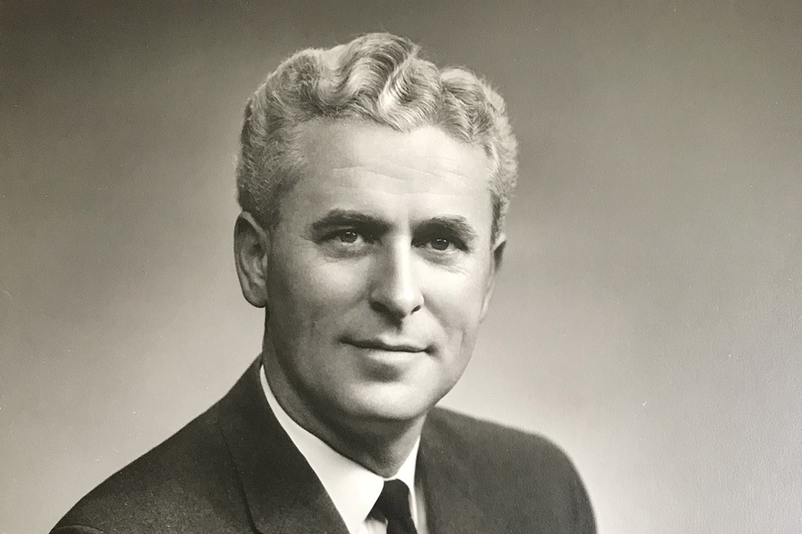 Photo of Donald Ivey