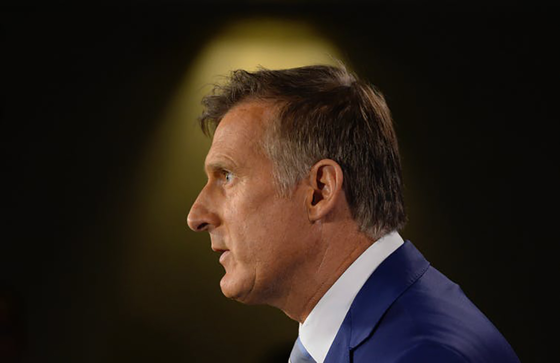 Photo of Maxime Bernier