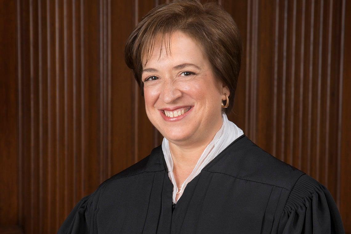 U.S. Supreme Court justice Elena Kagen
