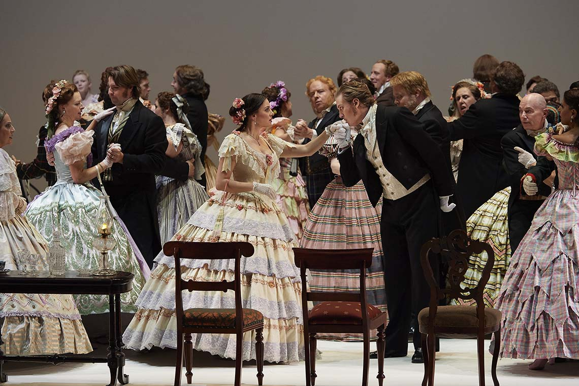 Photo of Eugene Onegin opera