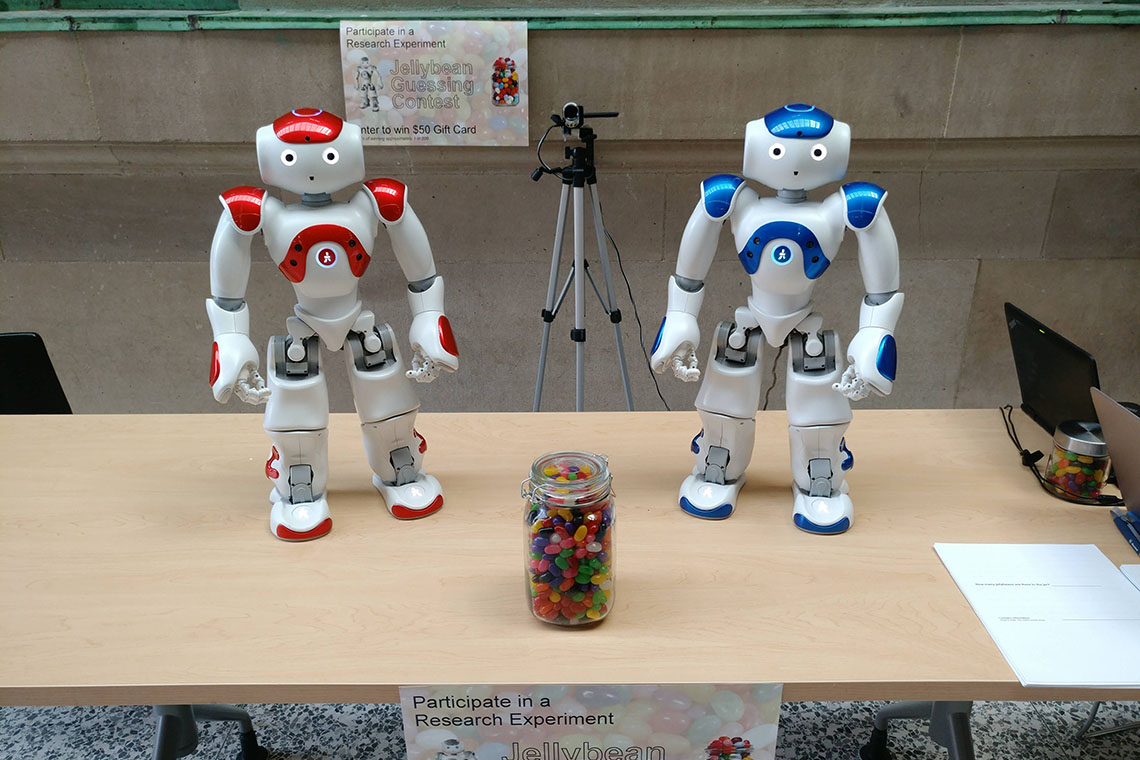 Photo of robots