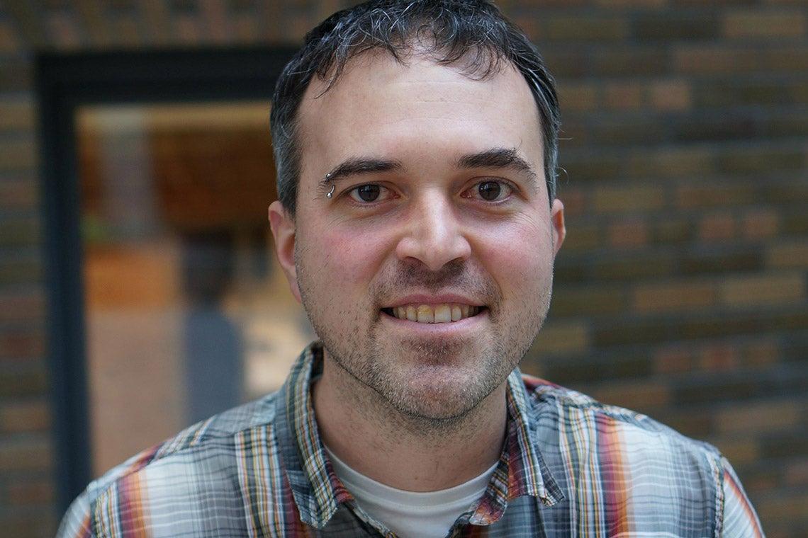 Photo of Aaron Reinke