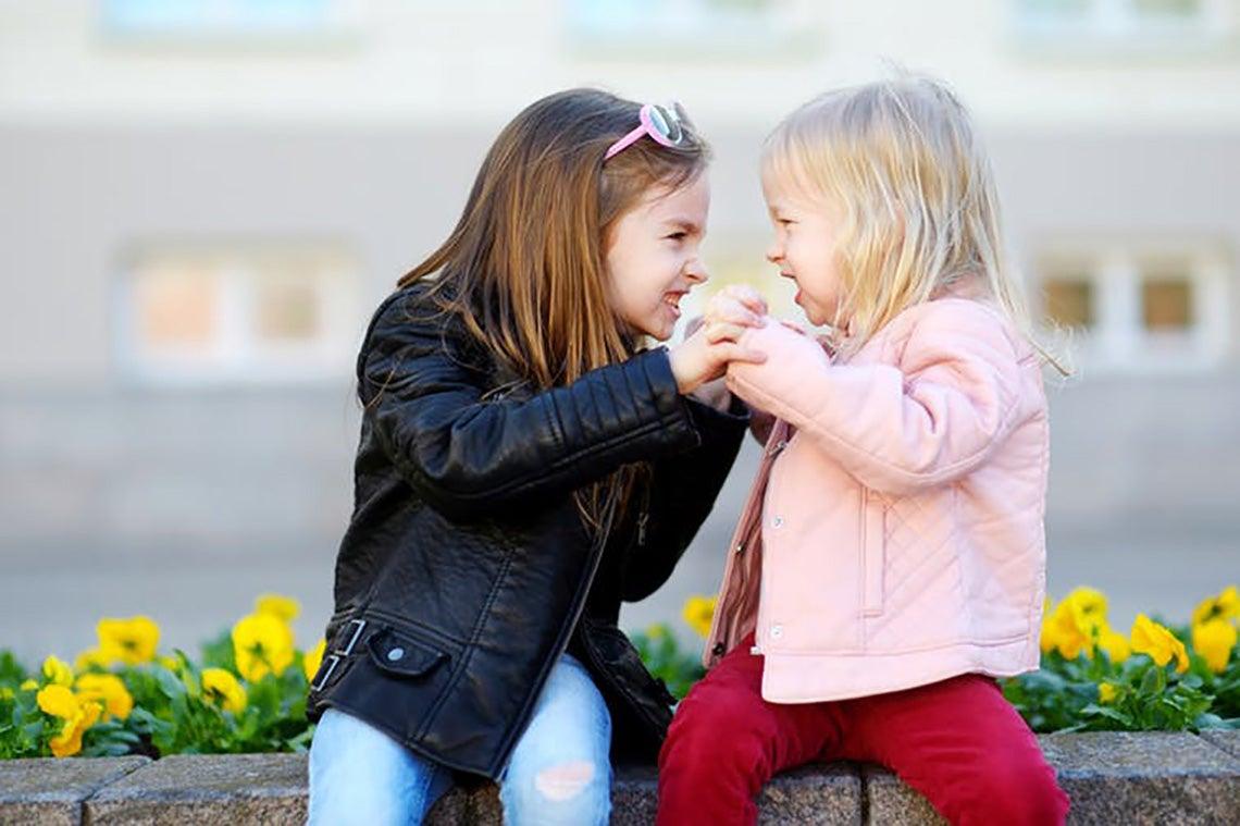 Photo of kids playing