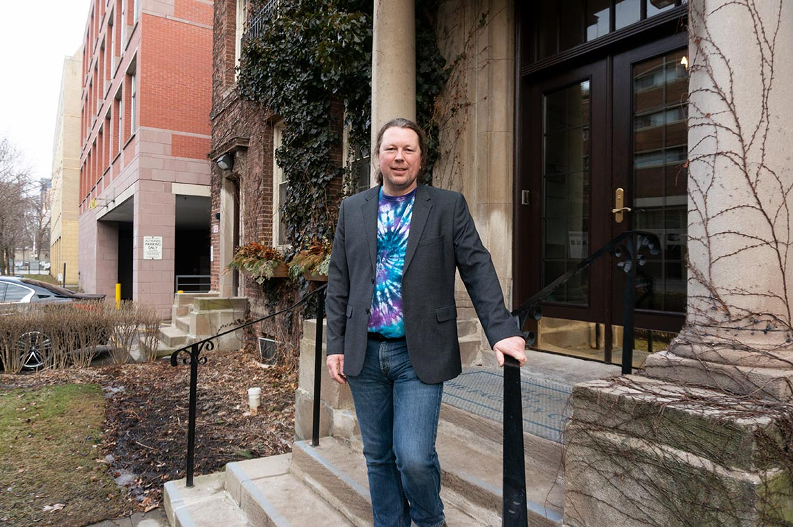 Photo of Steve Easterbrook