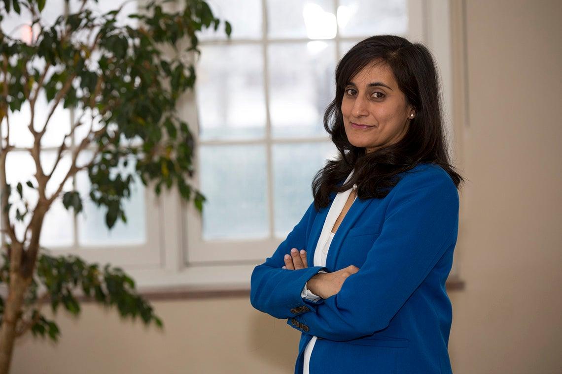 Photo of Anita Anand