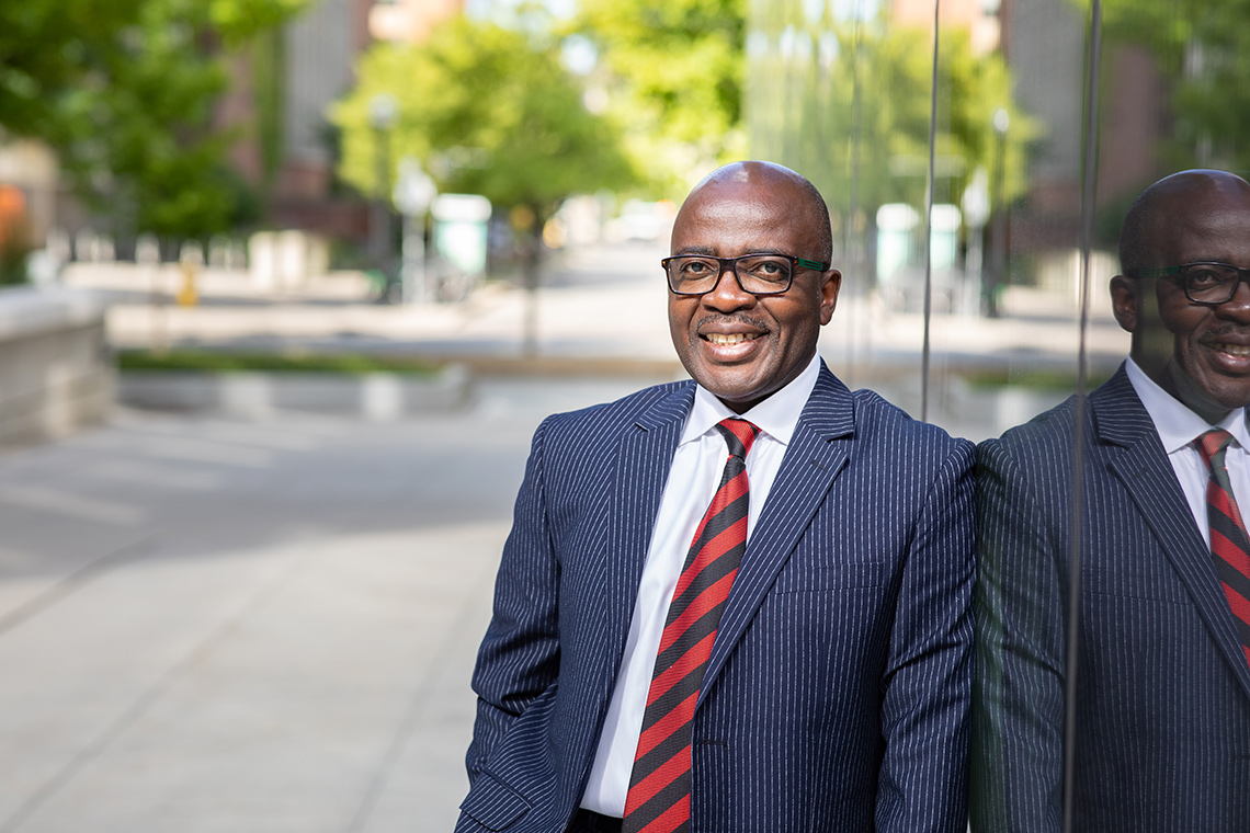 Alexie Tcheuyap named U of T's head of international student experience