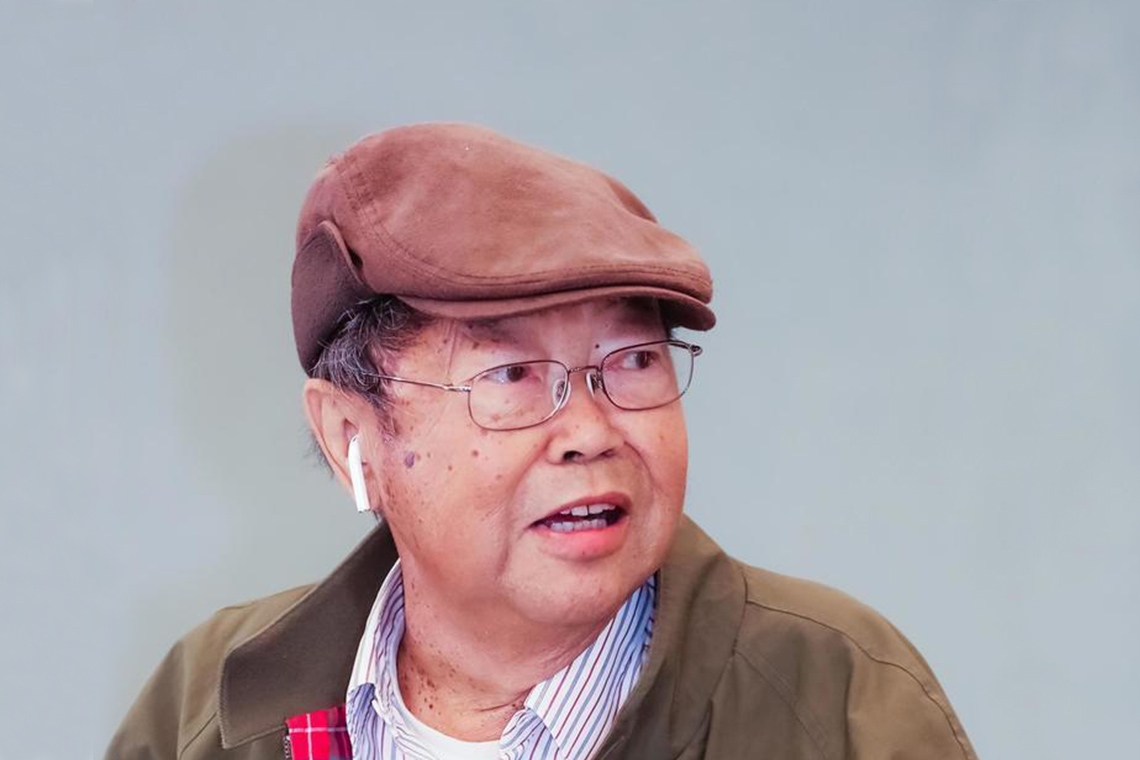 Portrait of Choon Chin Liew