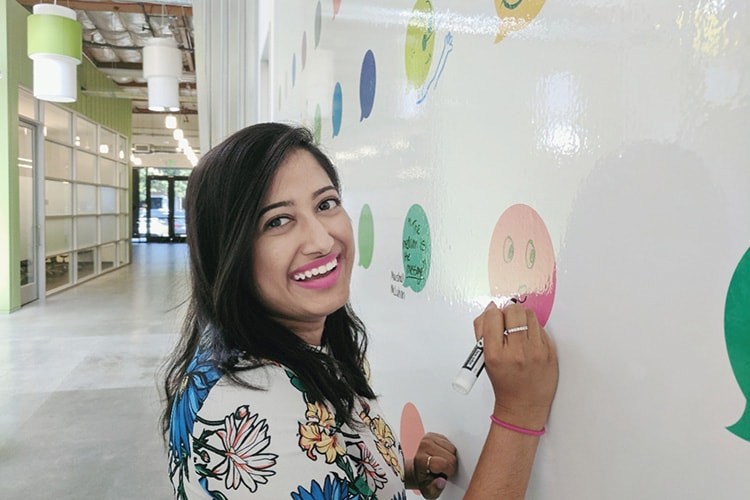 Aditi at Google