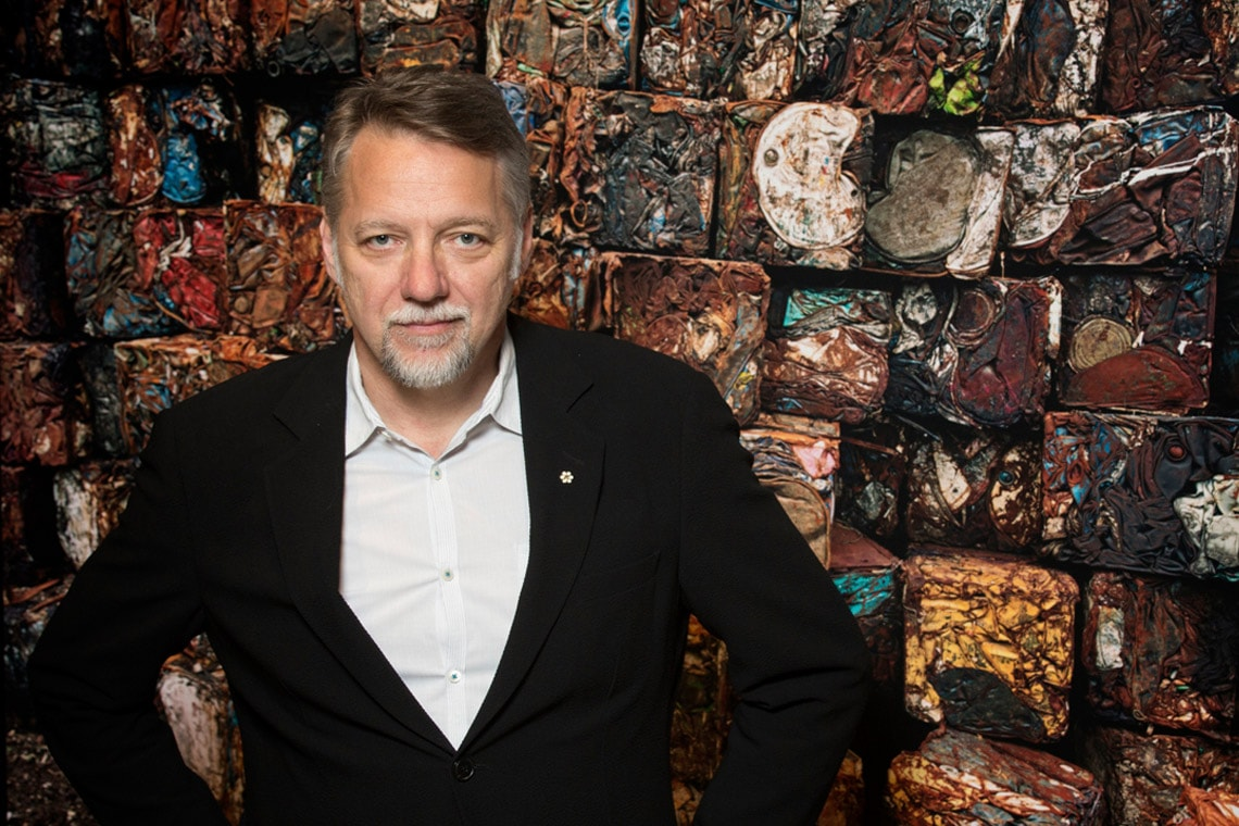 photo of Burtynsky