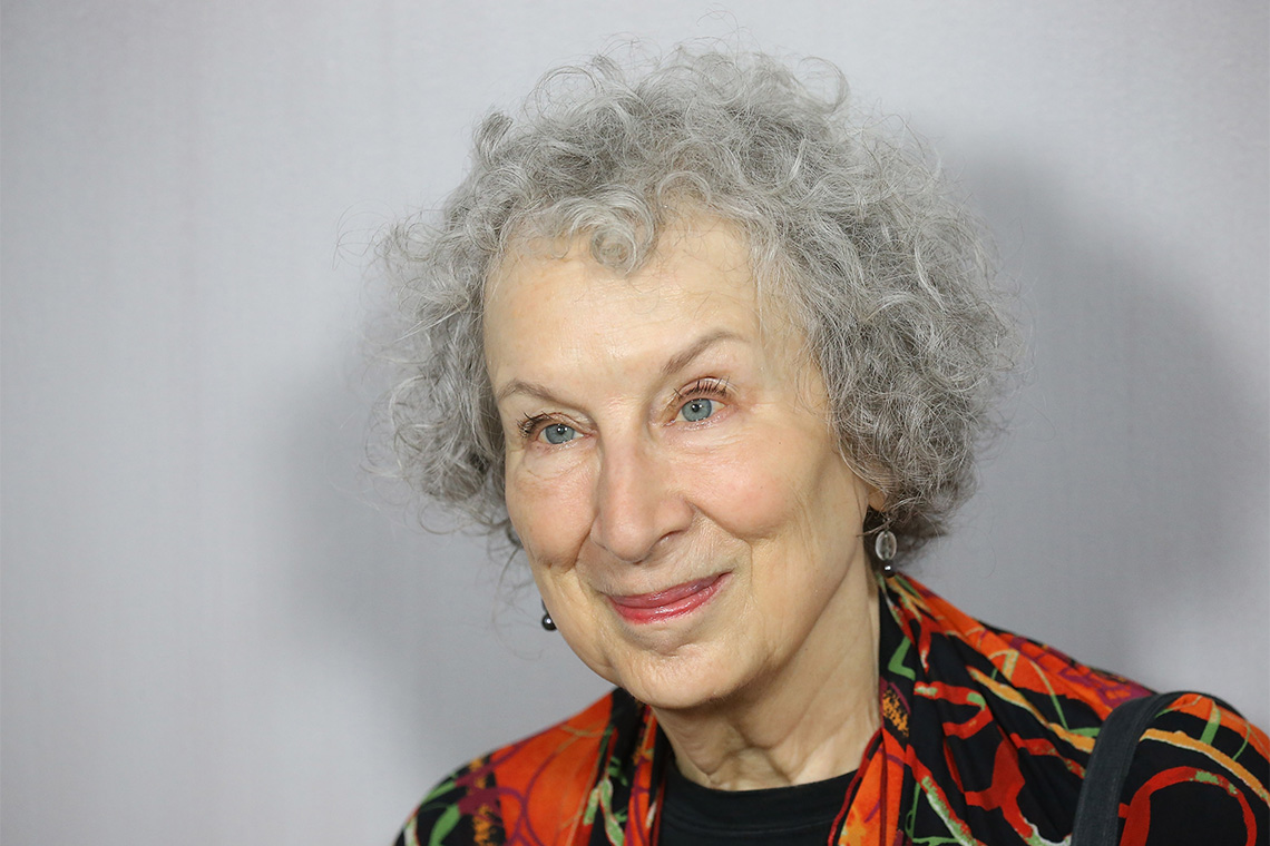 U of T alumna Margaret Atwood shares Booker Prize for sequel to Handmaid's Tale