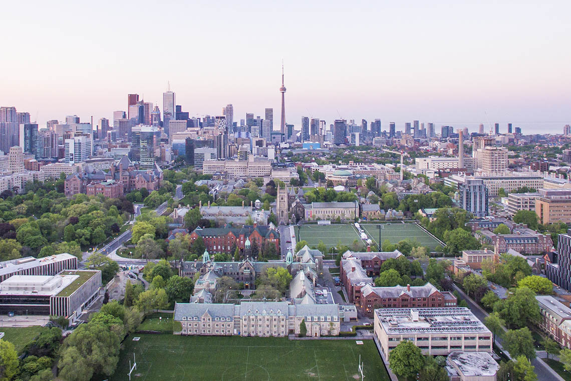 Seven transformational things that happened at U of T over the past decade
