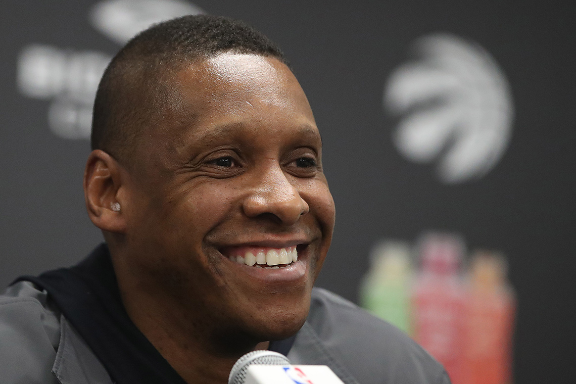 Photo of Masai Ujiri