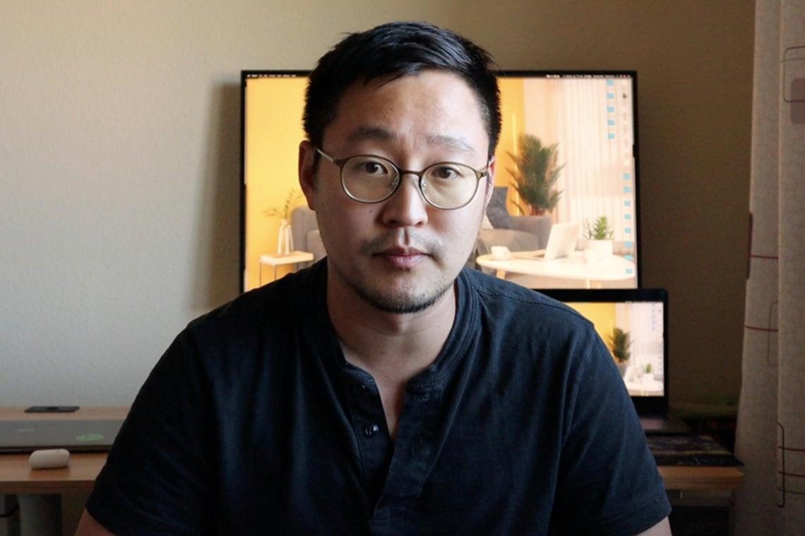 Portrait of Gimmy Chu