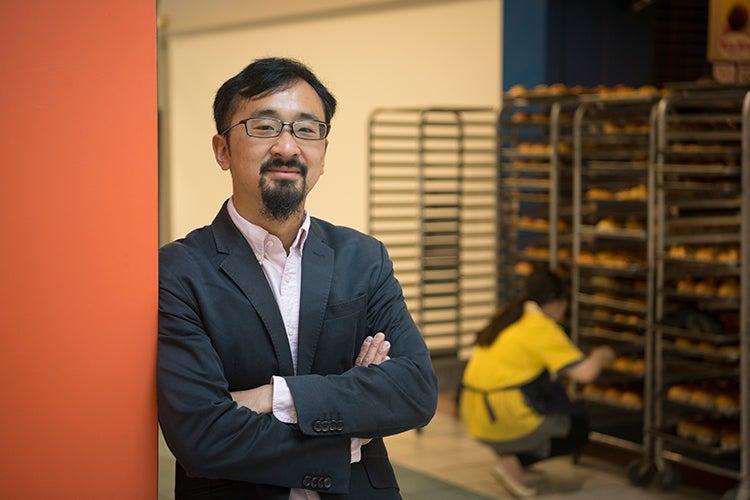 Photo of Howard Tam