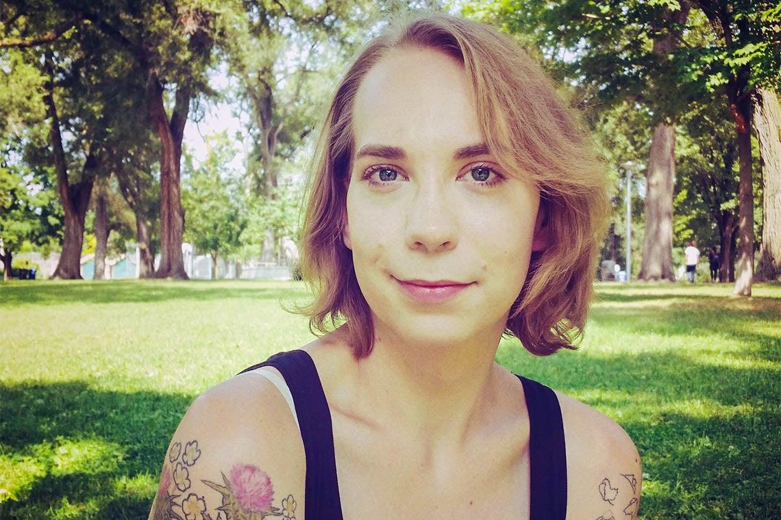Portrait of Gwen Benaway