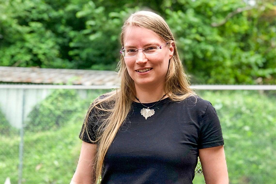 Photo of Katharina Braeutigam
