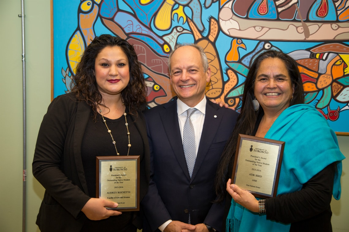 Photo of Indigenous Student Awards
