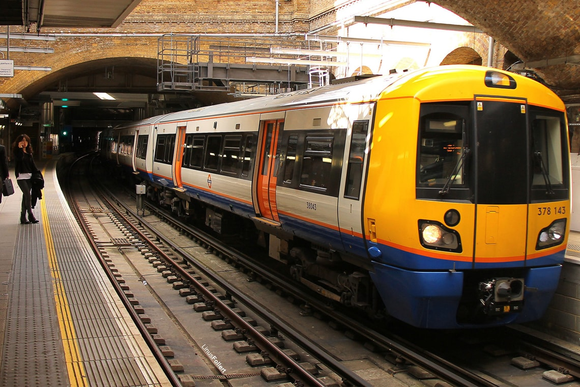 Photo of London Overground
