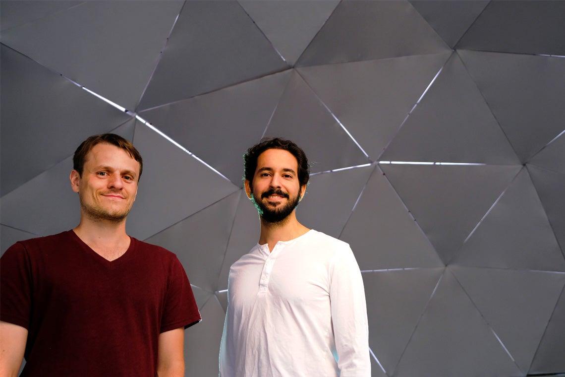 Matt Russo and Andrew Santaguida