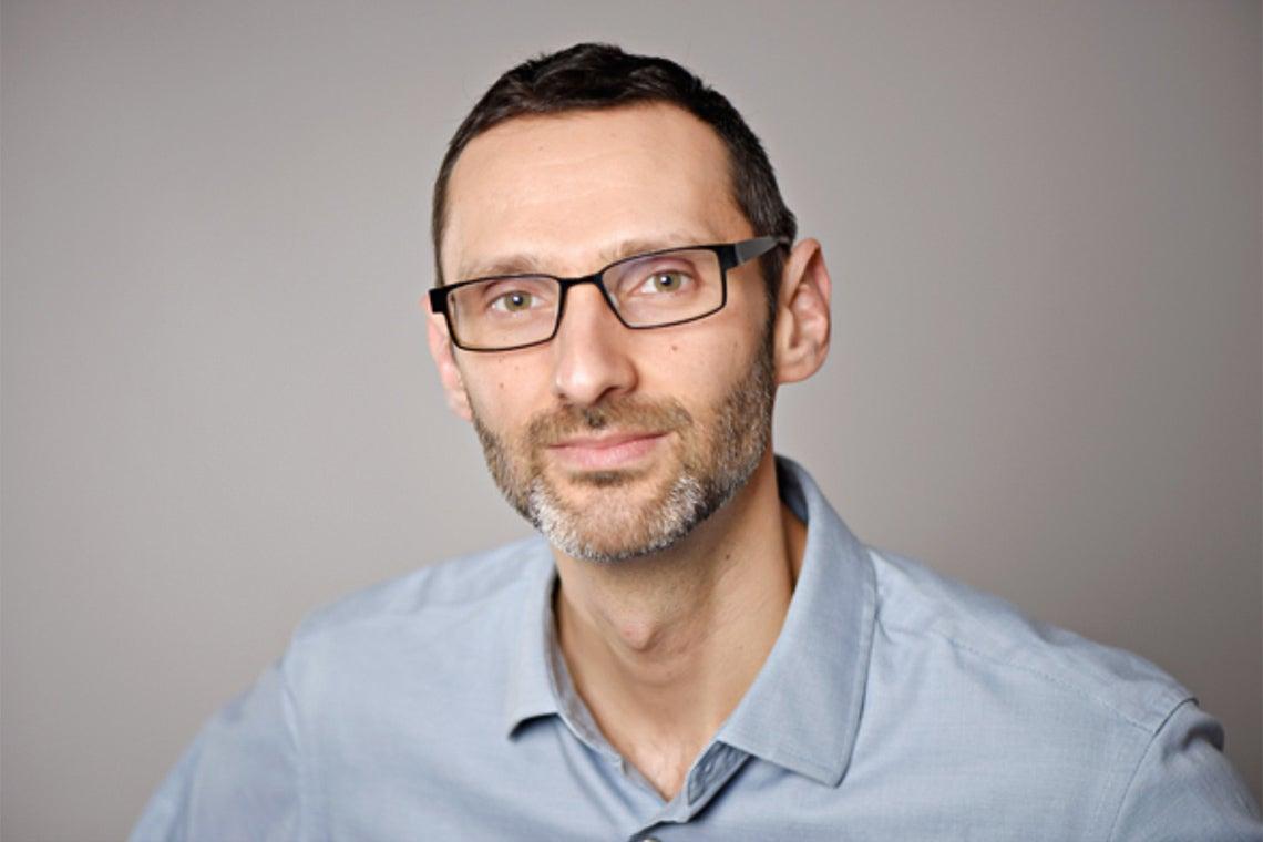 Portrait of Matti Siemiatycki