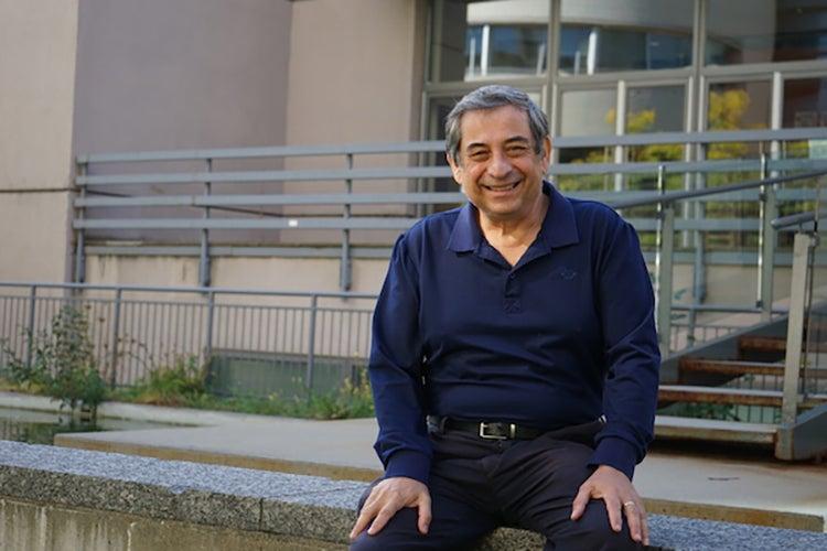 George Eleftheriades
