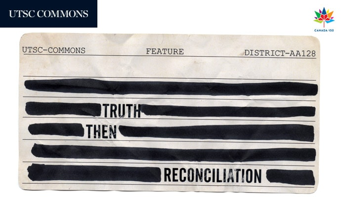 Truth, Then Reconciliation