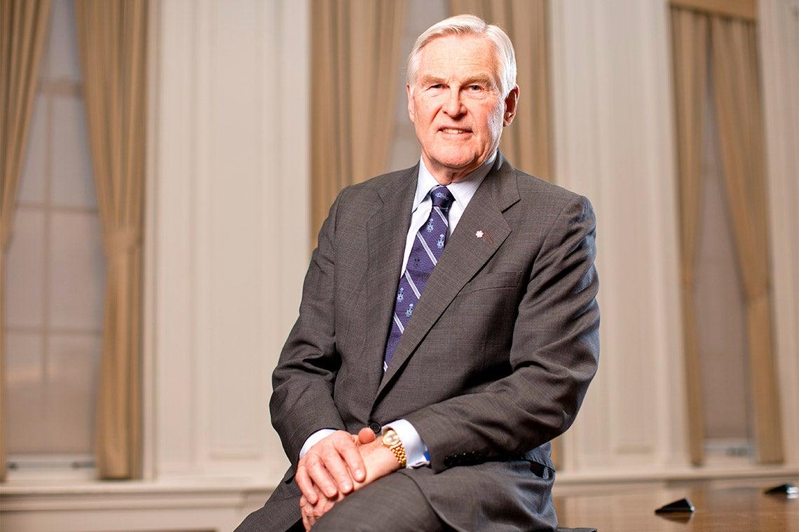 Chancellor Michael Wilson