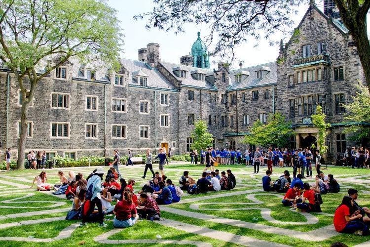 Trinity College Quadragle